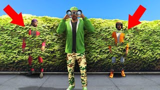 Download They Were RIGHT BEHIND ME This Whole Time! (GTA 5 Hide And Seek) Video