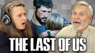 Download ELDERS PLAY THE LAST OF US (Elders React: Gaming) Video