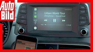 Download Hyundai Kona (2017) Connectivity-Check Video