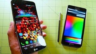 Download LG G Flex vs Note 3 | Pocketnow Video