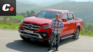 Download Mercedes-Benz Clase X pickup 2018 | Prueba / Test / Review en español | coches Video