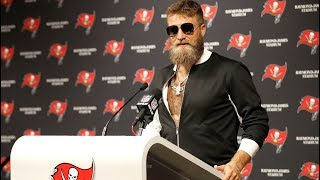 Download Fitzpatrick's Fabulous Presser 'Stay Humble & Not Let Wins Change Who We Are' 😂 Video