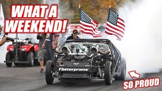Download World Cup Day #4 - Leroy Goes Out in a BLAZE OF GLORY! (Racing World's Fastest AWD Civic!) Video