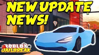 Download Roblox Jailbreak LIVE!! NEW WINTER UPDATE NEWS! New Cars, Snow Map, And Trains!? | 🔴 Roblox Live Video