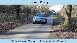 Download Fun And Plucky: 2019 Suzuki Vitara 1.4 BoosterJet Review Video