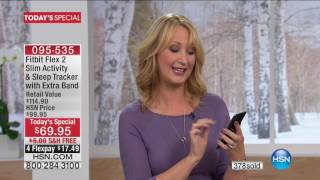 Download HSN | Fitbit Innovations 01.23.2017 - 12 AM Video