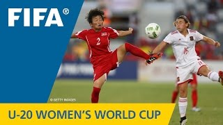 Download MATCH 25: KOREA DPR v SPAIN - FIFA Women's U20 Papua New Guinea 2016 Video