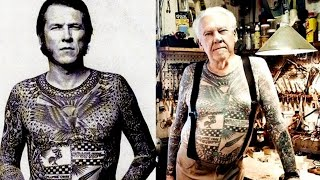 Download What Do Tattoos Look Like After 40 Years? Video
