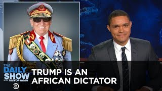 Download Donald Trump - America's African President: The Daily Show Video