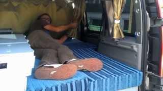 Download Renault kangoo camping car - camper van Video