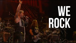Download ″We Rock″ by Dio, performed by Metal Allegiance Video
