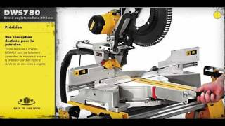 Download DWS 780 Dewalt Video