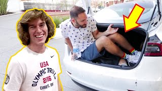 Download Stranger Rides In My Trunk! Video