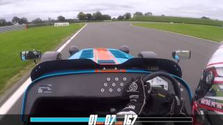 Download A Lap of Snetterton 300 in my Caterham R500 Superlight Duratec Video