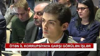 Download Ötən il korrupsiyaya qarşı görülən işlər - HESABAT Video