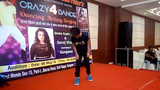Download sky Akash Dance video Video