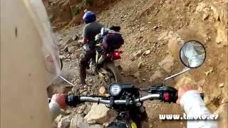 Download YAMAHA TRICKER ATLAS MOUNTAINS Video