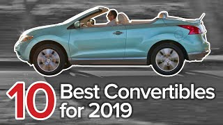 Download Top 10 Best Convertibles for 2019: The Short List Video