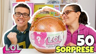 Download LOL Surprise BIG SURPRISE: Apertura 50 Sorprese Video