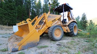 Download WE BOUGHT A BACKHOE Video