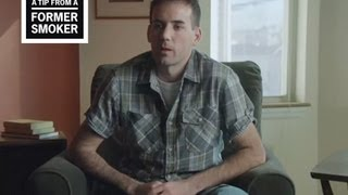 Download CDC: Tips from Former Smokers - Brandon's Story Video