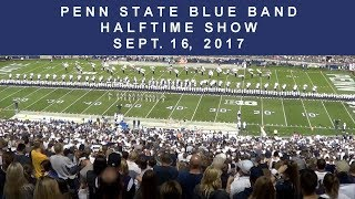 Download Penn State Blue Band Halftime Show Sept 16, 2017 Video