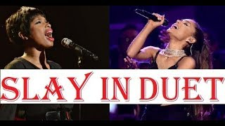 Download WHEN TWO SINGERS SLAY HIGH NOTES TOGETHER!!! Video