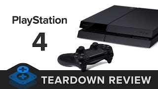 Download The Playstation 4 Teardown Review Video