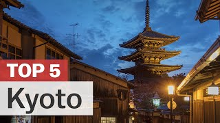 Download Top 5 Things to do in Kyoto | japan-guide Video