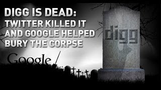 Download Diggs Officially Dead - Sold to Betaworks Video