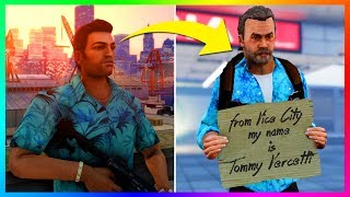 Download 15 Easter Eggs That Proves Tommy Vercetti Is STILL ALIVE In Grand Theft Auto 5! (GTA 5) Video