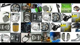 Download Pulsar 220 Spare Parts price list Video
