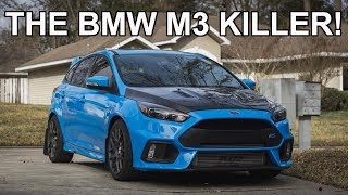 Download Full Bolt-On Ford Focus RS Review! Video
