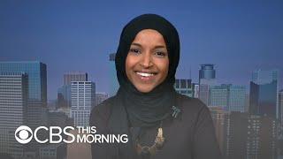 Download Minnesota's Ilhan Omar hopes to bring ″unique insight″ into lives of refugees Video