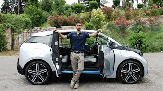 Download BMW i3: guidatela, è una ″supercar da città″ !!! Video