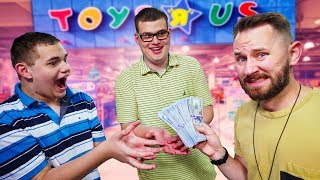 Download Fans Buy ANYTHING THEY WANT With Our Money For Us to Unbox! Video