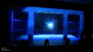 Download Indoor Projection Mapping - Istanbul Video