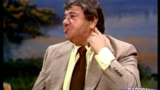 Download Buddy Hackett Tells Divorce Jokes & Naked Bath Story to Johnny Carson, Part 2 on Tonight Show Video