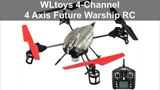 Download WLToys V969 - Cuadricoptero RC Video