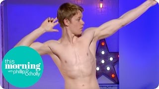 Download Meet The 14-Year-Old Competitive Bodybuilder | This Morning Video