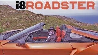 Download BMW i8 Roadster Video