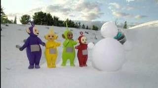 Download Teletubbies - Sotto La Neve.mpg Video