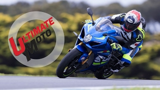 Download 2017 Suzuki GSX-R1000R First Ride Review | Ultimate Motorcycling Video