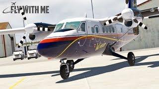 Download Island Hopping, World Traffic 3 | X-Plane 11 Live! Video