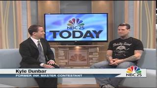 Download Kyle Dunbar talks about departure from Ink Master Video