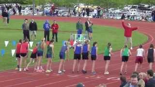 Download 800m Sacajawea Middle School 7th grade girls (Mt. Spokane) Video