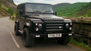 Download Prindiville Defender: The Luxury Land Rover - Fifth Gear Video