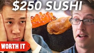 Download $3 Sushi Vs. $250 Sushi Video