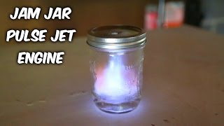 Download Jam Jar Pulse Jet Engine Test Video