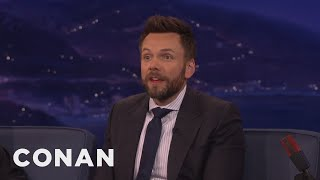 Download Joel McHale's 8-Year-Old Son Is Super Sarcastic - CONAN on TBS Video